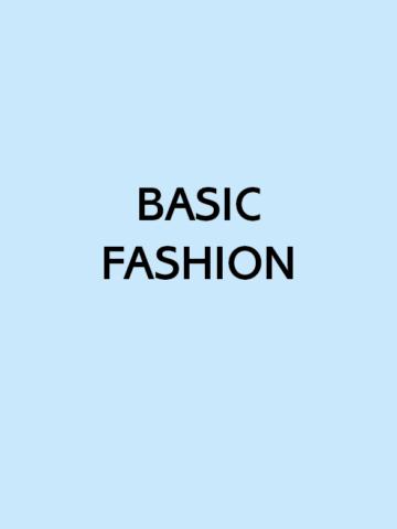 BASIC FASSHION